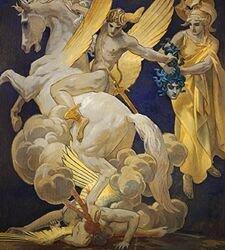 The Hero Perseus Short Stories Diary