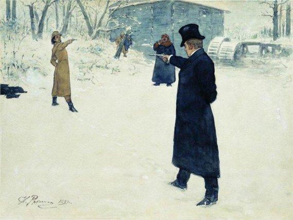 Ilya Repin, 1899