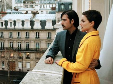 Jason Schwartzman & Natalie Portman in the Hotel Chevalier short