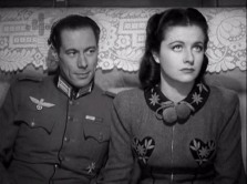 Rex Harrison & Margaret Lockwood, Night Train To Munich